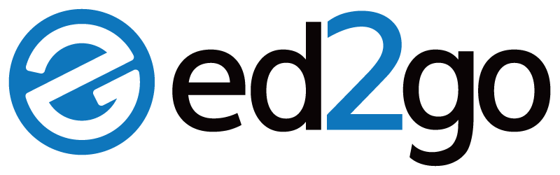Ed2go logo and link to classes