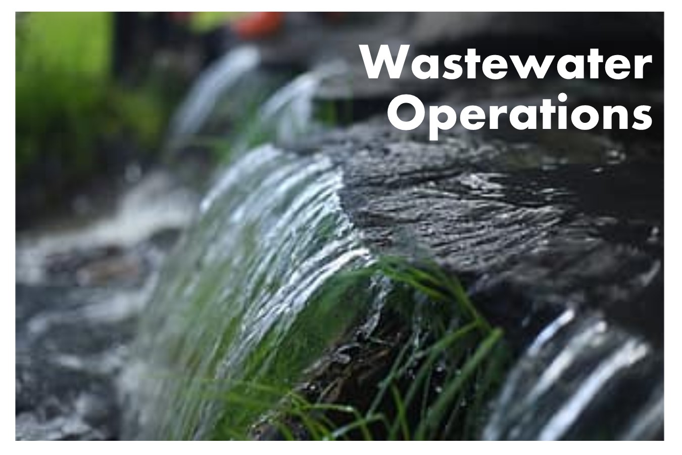 Waste Water Operations